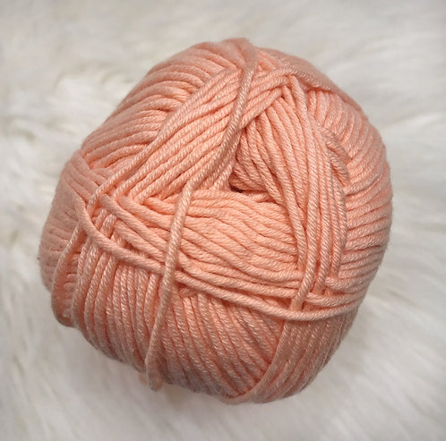 Blush - Bernat Softee Baby Cotton