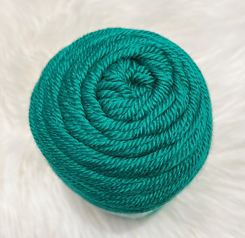 Kelly Green - Caron Simply Soft