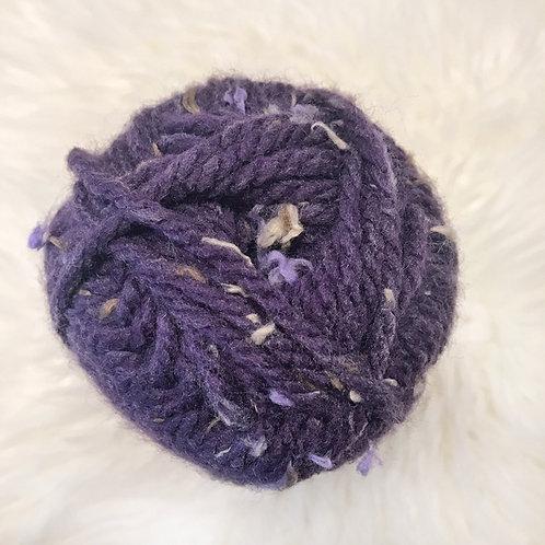 Hyacinth Tweed - Bernat Softee Chunky Tweeds