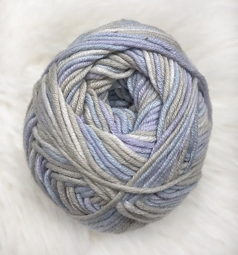 Rainstorm Varg - Bernat Softee Baby Cotton