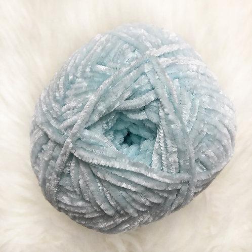 Bleached Aqua - Bernat Baby Velvet