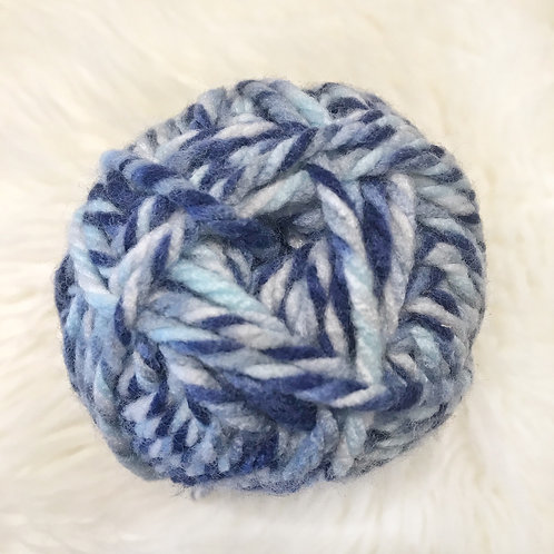 Bernat Softee Chunky Twists - Shadow Blue
