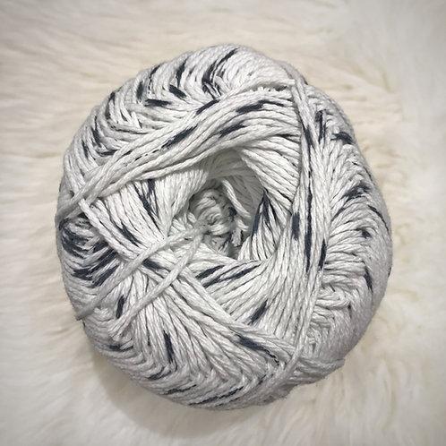 Salt and Pepper - Bernat Handicrafter Cotton Big Ball