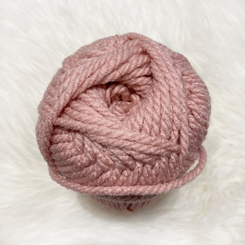 Grey Rose - Bernat Softee Chunky