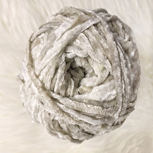 White - Bernat Crushed Velvet