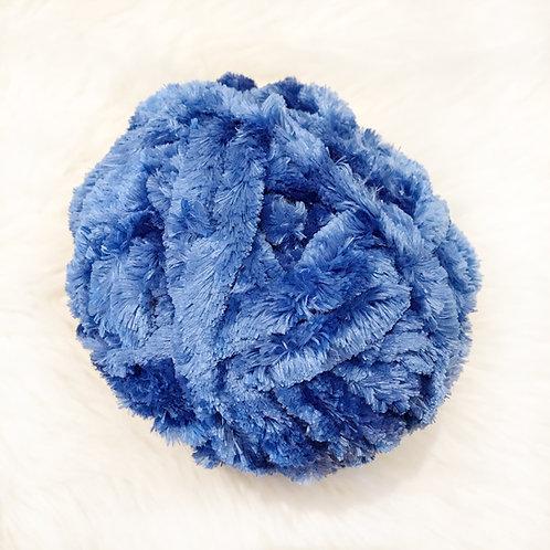 Blazer Blue  - Bernat Velvet Plus