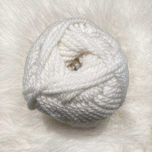 White - Bernat Softee Chunky