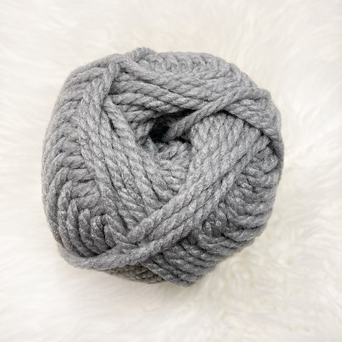 Grey Heather - Bernat Softee Chunky