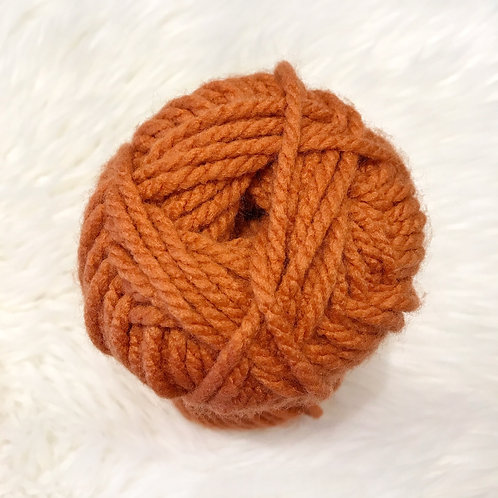 Pumpkin - Bernat Softee Chunky