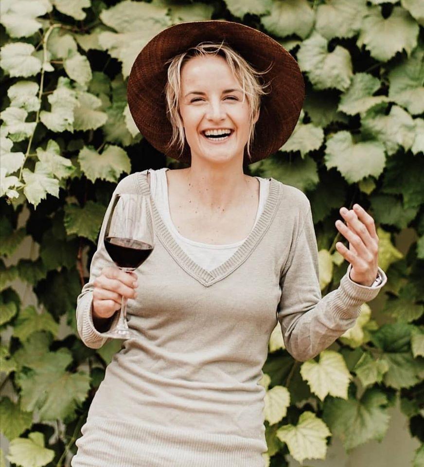 Narina Cloete , Blaauwklippen wine maker