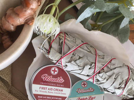 Product Review: Ubuntu Traditional Balms , made the South African Way.