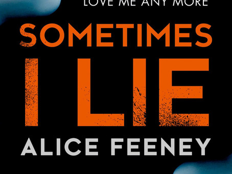 Book Review:Sometimes I lie by Alice Feeney