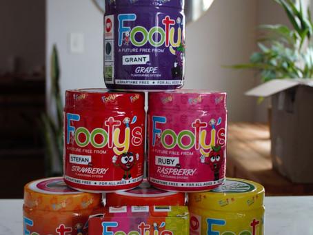 Footy's – a fruity fun drink