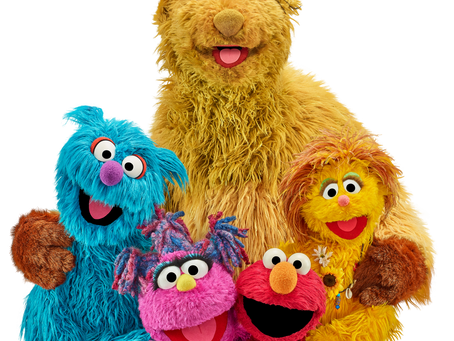Takalani Sesame – reminds us that's caring for each other is important.