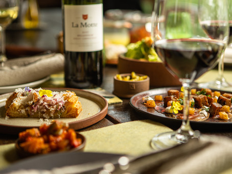 Culinary Heritage - is all about sharing at La Motte