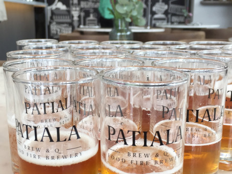 Restaurant Launch: Patiala Brew & Q