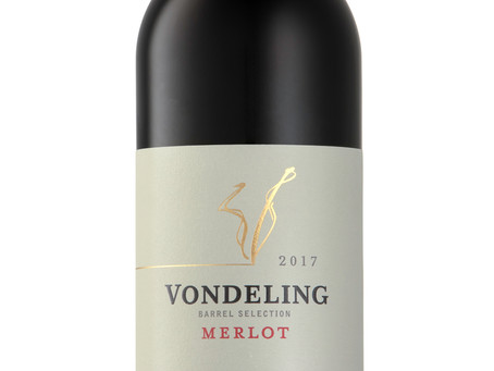 Wine PR News : Full-Bodied, Intensely Flavoured Merlot Joins Vondeling Barrel Selection Range