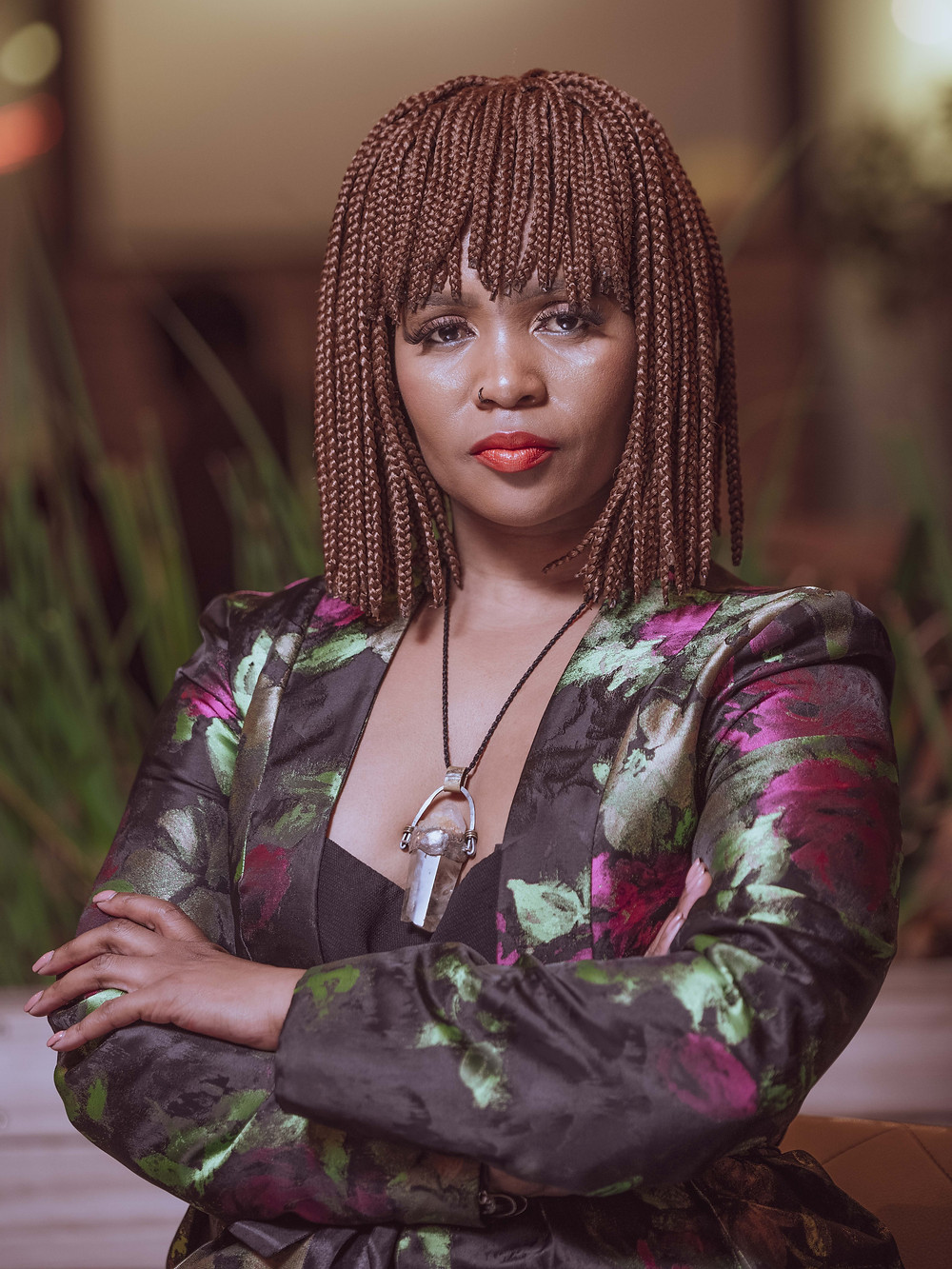 Asanda is the founder of the proudly south African, 100% female owned wine and gin brand Assundur.