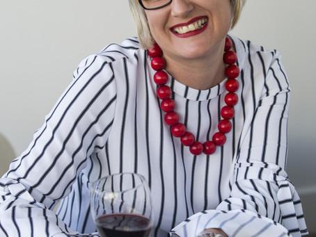 Women In Wine Interview : Zelda from Liquid Pulse.