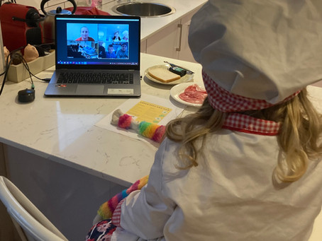 Review:  CRAZY FUN IN THE KITCHEN WITH - LITTLE CHEF BOX