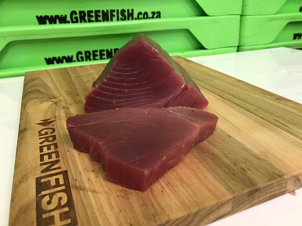 Sustainable fish from Greenfish for home delivery