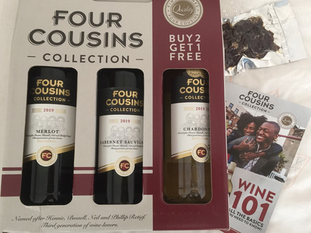 Creating Fond Memories with The Four Cousins Collection.
