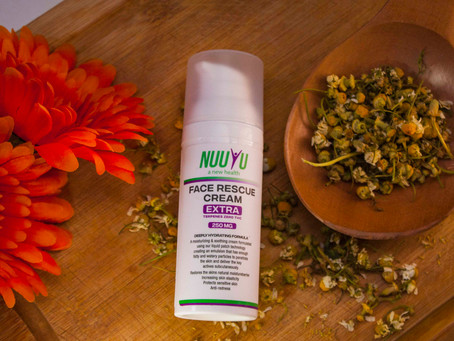 ( Guest Post and Discount Code) THE BENEFITS OF CBD OIL IN SKINCARE PRODUCTS