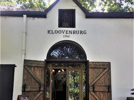 Visit to Kloovenburg Wine and Olive Estate