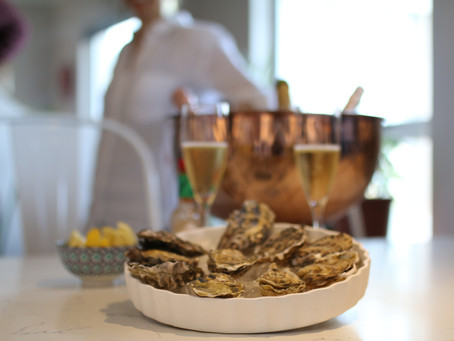 (Review and Recipe) Oh shucks I love oysters! The Mussel Monger, Oyster & Mussel Bar.