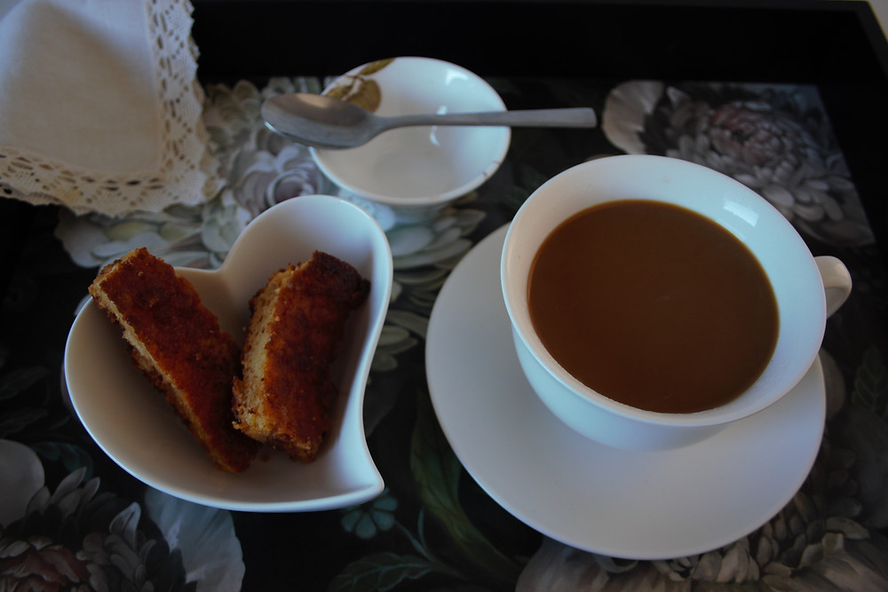 Easy rusk recipe using amasi milk from Fair Cape Dairies. Rusks to dunk in coffee or tea