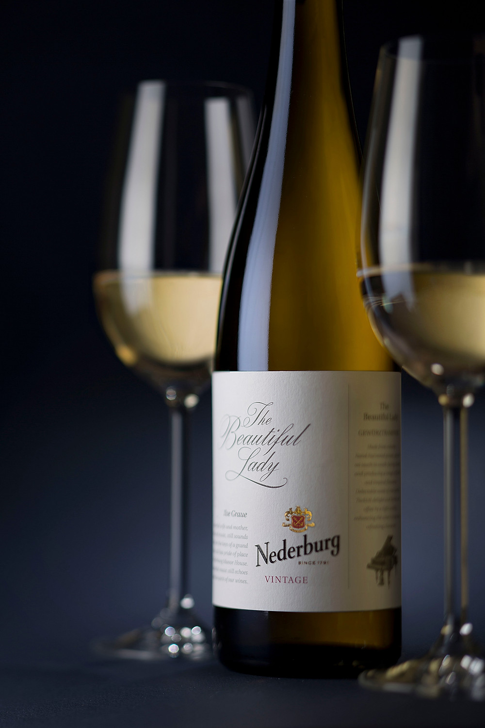 The Beauty Lady from Nederburg wine estate in south africa