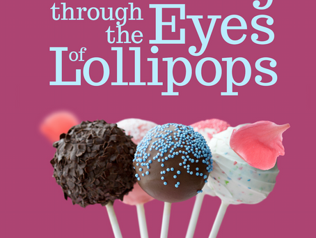 Book Review:  Parenting Through the Eyes of Lollipops by Jacqueline Pirtle