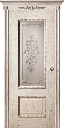 Межкомнатная дверь Марсель с декор. шпатиком