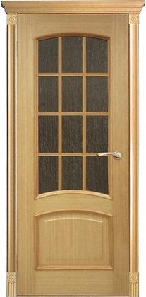 Межкомнатная дверь Прага с объем. филенкой
