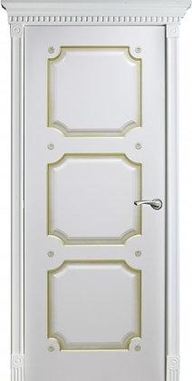 Межкомнатная деревянная дверь Валенсия из масива