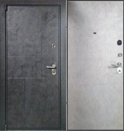 Дверь Лофт Графит