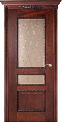 Межкомнатная дверь Версаль с декор. шпатиком