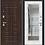 Thumbnail: Дверь с зеркалом Урбанд