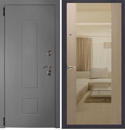 Дверь Италия Новая с зеркалом