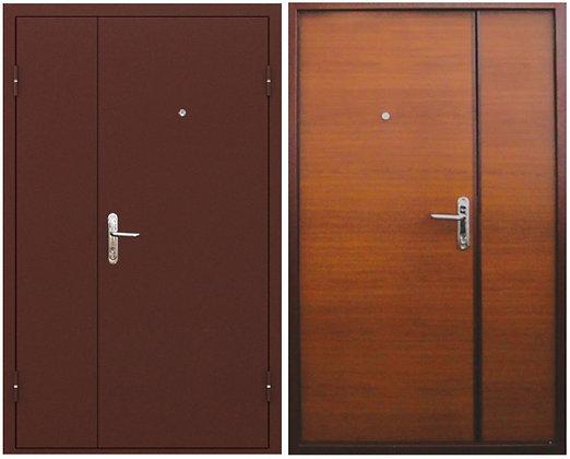 ДМУ-ДМХ-2 Дверь входная металлическая
