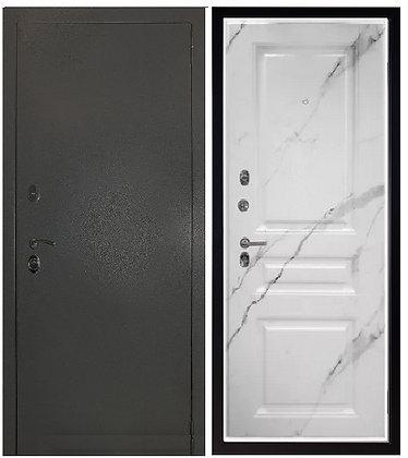 Эталон Дверь-Серебро повышенной шумо и теплоизоляции
