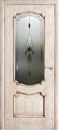 Межкомнатная дверь Венеция с объемной филенкой
