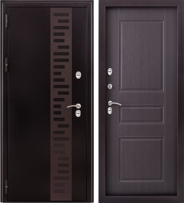 Дверь Урал с терморазрывом