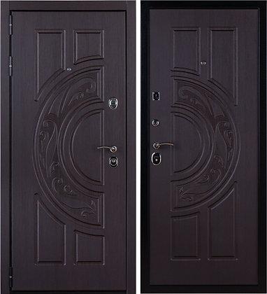Меркурий Дверь входная металлическа панель-панель