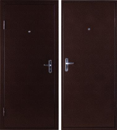 Эконом Дверь железная утепленная