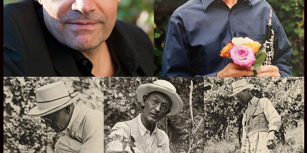 «Stunden im Garten»  Hermann Hesse - Schuppli, Ulbrich, Hoelscher, Wernigk, Hopkins