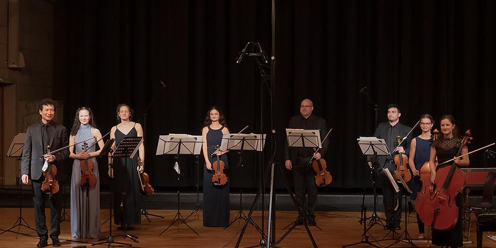 Verschoben auf 14.09.  - Festival Strings Lucerne Chamber Players und Teilnehmer der Talentwoche 2021