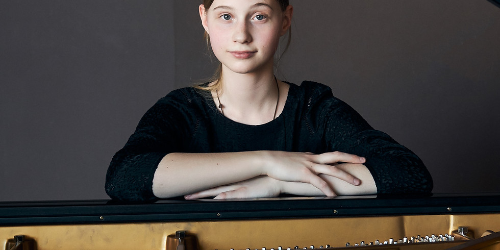"Klavierrezital - Ekaterina Bonyushkina : ""von Schubert zu Gershwin"""