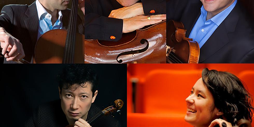 Festival Strings Lucerne Chamber Players - Boccherini und Schubert