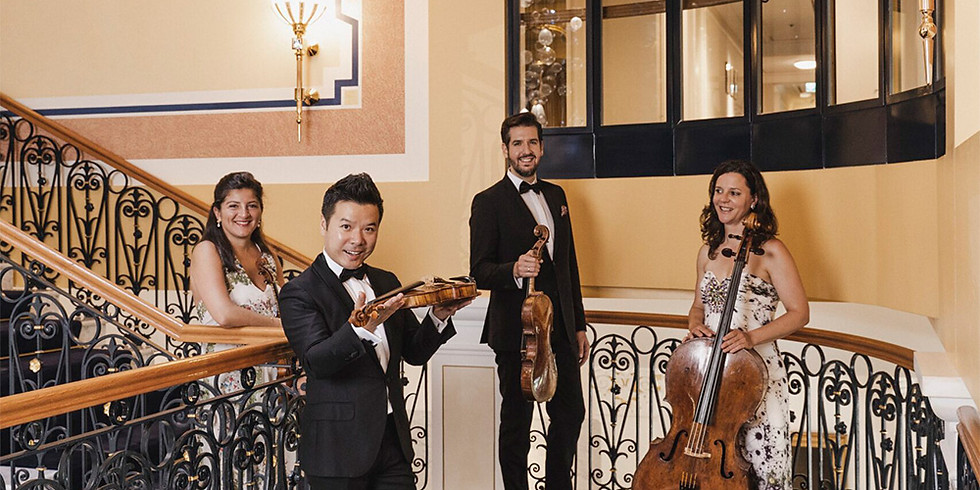 Stradivari Quartett: Werke von N.N. und Johannes Brahms